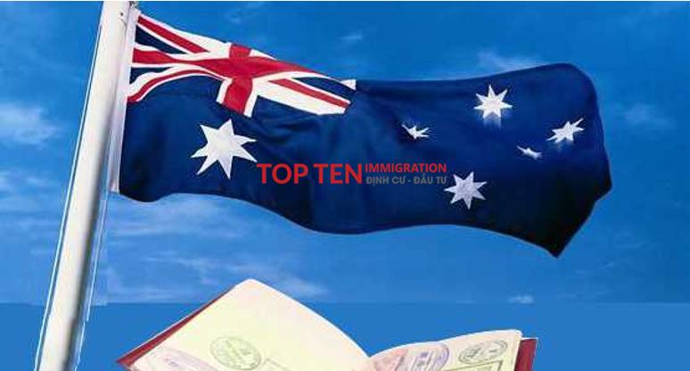 Danh sách giấy tờ chuẩn bị làm hồ sơ thi nhập quốc tịch Úc
