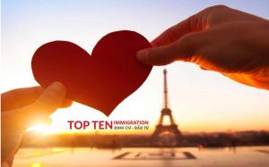 Điều kiện bắt buộc của visa đính hôn Úc, bảo lãnh hôn phu hôn thê đi Úc - Top Ten Immigration